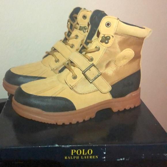 6bb3ae2d3 Polo Boots. M 5c2d5badf63eeaaf05680f66